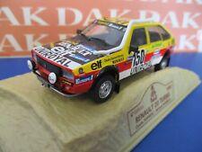 Die cast 1/43 Modellino Auto Renault 20 Turbo Rally Paris Dakar 1982 Marreau