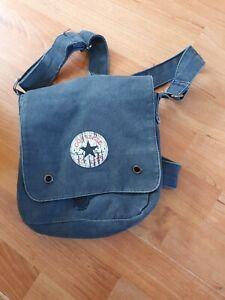 Small Converse Shoulder Bag, Blue