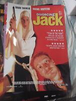 DIVORCING JACK 1 SHEET AUST VERSION MOVIE POSTER