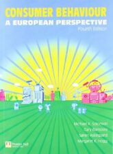 Consumer Behaviour: A European Perspective By Michael R. Solomo .9780273717263