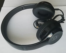 Black Beats Solo3 Wireless On-Ear Headphones STORE DEMO WIRED ONLY-NO BLUETOOTH