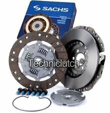 SACHS 2 PART CLUTCH KIT FOR VW GOLF CONVERTIBLE 1.8