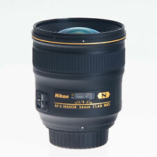 Nikon Nikkor AF-S 24mm F1.4 G ED Nano Wide Angle Autofocus Prime Lens 2184