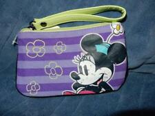 Disney Parks Exclusive Minnie Mouse  Wristlet/ Coin Purse NWT