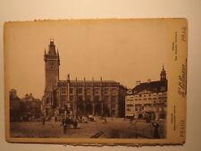 Praha / Prag - Das altstädter Rathaus - Lichtdruck / KAB