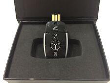 Mercedes Benz USB Stick 8GB Schlüssel - Neue Ausführung