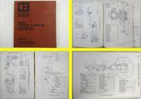 CAT Caterpillar 955L Track Loader Parts Book Spare Parts LIst 06/1979