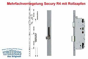 GU Mehrfachverriegelung - GU Secury R 4 - 4 Rollen - GU Secury R - alle Größen