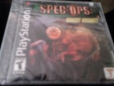Spec Ops Covert Assault PS1 Playstation 1 Complete