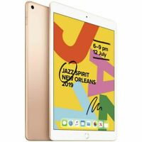 NEW Apple iPad 7th Gen. 10.2in 128GB WiFi+4G Gray Silver Gold Cheap [AU STOCK]