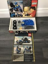 Vintage  Technic Lego  Set 854- Complete - with instructions And Box Box
