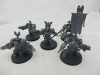 Warhammer 40K Space Marine Terminator squad army lot