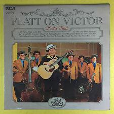 Lester Flatt - Flatt On Victor - RCA Victor LSA-3059 Ex Condition Vinyl LP