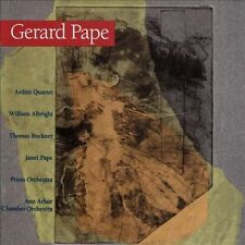 Gerard Pape, New Music