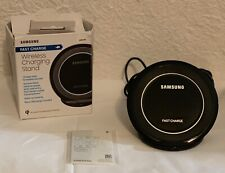 Samsung Fast Charge Wireless Charging Stand & Plug, Pre-Owned