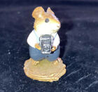 Wee+Forest+Folk+Rare+M-72+Say+Cheese+Photographer+Mouse+Signed+WP+Retired+1983