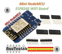 D1 mini - Mini NodeMcu 4M Lua WIFI IoT development board based ESP8266 by WeMos