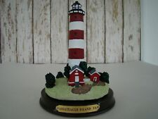 Assateague Island Lighthouse Figurine ~ Light House VA