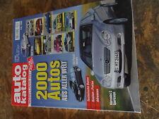 auto katalog ams Auto Katalog Nr. 44  Modeljahr 2001