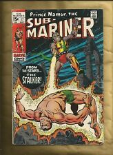 Sub-Mariner #17 1969 vg+ Cents Marie Severin Marvel Comics  US comics