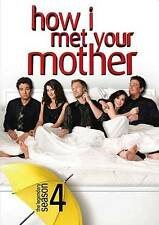 How I Met Your Mother - Season 4 (DVD 2009, 3-Disc Set) NEW SEALED FREE SHIPPING