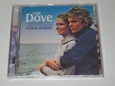 JOHN BARRY/THE DOVE - ORIGINAL SOUNDTRACK SCORE(HARKIT HRKCD 8321) CD ALBUM