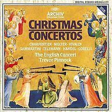 Christmas Concertos von Pinnock,Trevor, Ec | CD | Zustand sehr gut