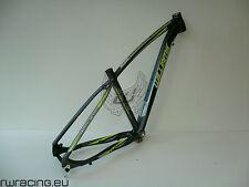 Telaio mtb 27.5 per bici / xc / crosscountry alluminio Williams antracite / lime