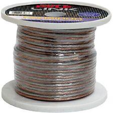 Pyle Lautsprecherkabel 305 m AWG 18 2x 1,02mm hochwertig High End 100 PSC181000