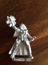 NECROMUNDA RARE female bounty hunter Fanatic Games Workshop Warhammer
