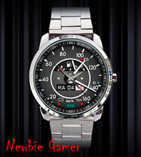 VW Volkswagen beetle 1973 Speedometer Unisex Sport Metal Watch new