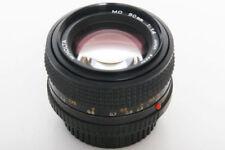 Objectifs standards Minolta MD pour appareil photo et caméscope