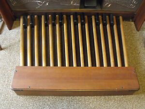 Hammond Organ 25 Note Pedal Board - From H-100 Series, But Will Work With Others