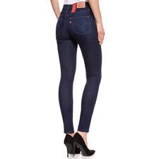 Levi's Women's Slimming Skinny Stretch Dark Blue Jeans Size W26 L30