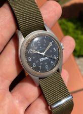 Hamilton Khaki 921980 vintage gents military style watch cal. 649