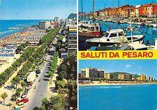 Italy Pesaro Riviera Adriatica multiviews Port Harbour Beach Plage