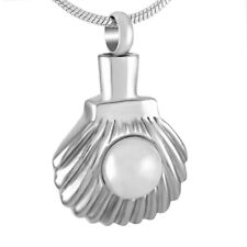 Cremation Jewellery for ashes Memorial keepsake Pendant necklace locket funnel