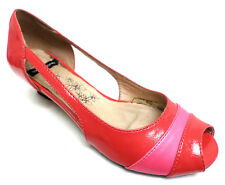 Vagabond Red and Pink Ballet Flats Size 6 or 36 Shoes