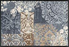 Ab Lager Fußmatte wash+dry Design Armonia grey ca. 50x75cm waschbar  Matte
