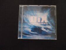 CD les 10 commandements  CD aucune rayure, Boite rayée