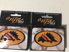2 Sets Of Onza Cantilever Brake Pads