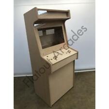 "27"" Flatpack Upright Arcade Cabinet MAME RETROPIE"