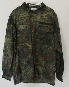 Original Bundeswehr Military Shirt Flecktarn ASG Paintball Original army jacket