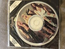 """POISON - 5"""" CD - Until You Suffer (Fire & Ice) Special Edition Picture CD."""
