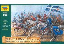 8036 FRENCH KNIGHTS XV A.D - 1/72 - ZVEZDA - WW2
