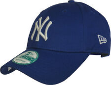 f499560a232 Era 9forty League Basic NY Yankees Adjustable Baseball Cap Royal Blue