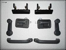 Suzuki SJ Samurai Outer, Inner Handles Complete Set 85 86-95 Free Shipping