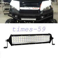 2X LED Arbeitsscheinwerfer Light Bar fit for Offroad Flutlicht Strahler SUV