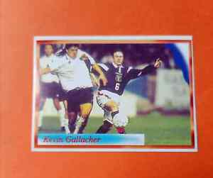 Kevin GALLACHER SCOTLAND World Cup 98 BONART