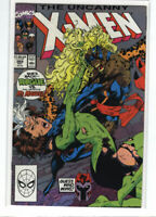 Uncanny X-men #269 Chris Claremont Jim Lee Wolverine Storm Rogue 9.2